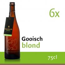 Gooisch Blond doos 6x75cl