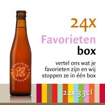 24x Favorietenbox stel-zelf-samen