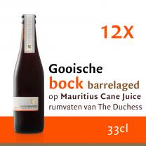 BA Gooische Special Bock rum Mauritius - 8.5% - doos 12x33cl
