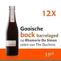 BA Gooische Special Bock rum Martinique - 8.5% - doos 12x33cl