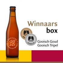 Winnaars box